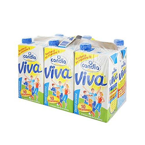 pack lait lidl