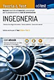 Test Ingegneria 2021: teoria e test. Valido anche per il Tolc-I. Con e-book, simulatore e ...