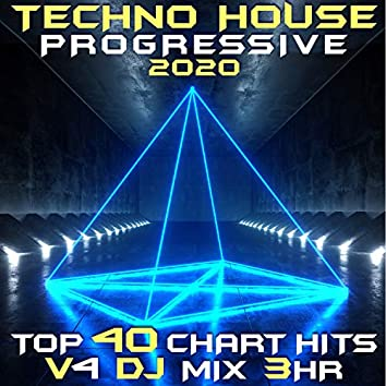 Techno House Progressive 2020 Top 40 Chart Hits, Vol. 4 DJ Mix 3Hr