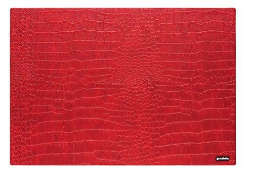 Guzzini Mantel individual rígido de doble faz 'My Fusion' 43 x 30 cm