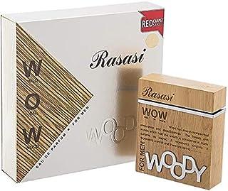 Woody by Rasasi for Men Eau de Parfum 60ml