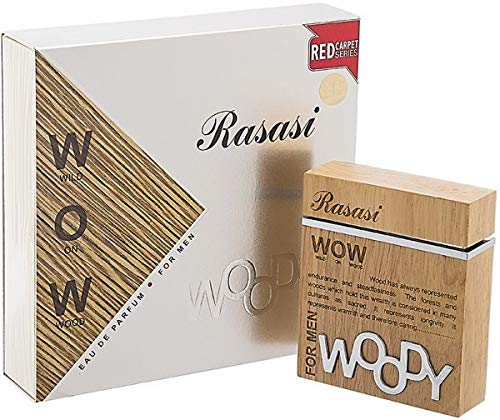 Rasasi Woody for Men Eau de Parfum 60 ml by Rasasi
