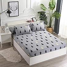 Moon Star Girl Boy Mattress Cover Breathable Bed Cover Adult Child Mattress Protector Summer Sleeping Mat 2CDT-63001,2CDT-...