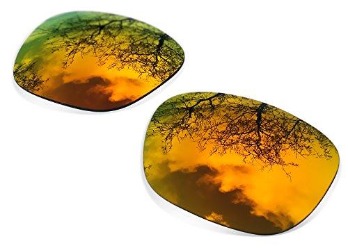 sunglasses restorer Lentes de Recambio para Oakley Holbrook, Fire Iridium Polarizadas 🔥