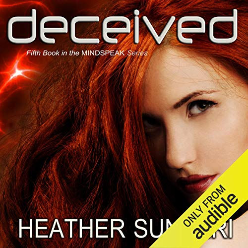 Deceived audiobook cover art
