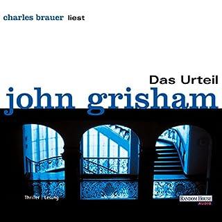 Das Urteil                   Autor:                                                                                                                                 John Grisham                               Sprecher:                                                                                                                                 Charles Brauer                      Spieldauer: 6 Std. und 22 Min.     103 Bewertungen     Gesamt 4,4