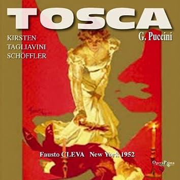 Puccini: Tosca (New York 1952)