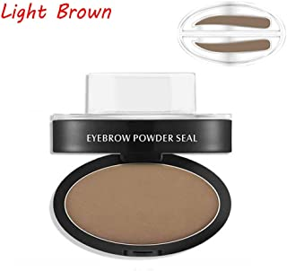 N/O Waterproof Eye Brow Stamp,Make Up Set Eyebrow Beauty