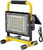 NSYNSY Tragbarer LED 200W Bauscheinwerfer mit...