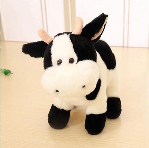 moda clasica Ycmjh Kawaii Vaca Vaca Vaca de Peluche de Juguete Suave Animal de Dibujos Animados Vaca muñeca bebé Juguete Regalo 60cm  minoristas en línea