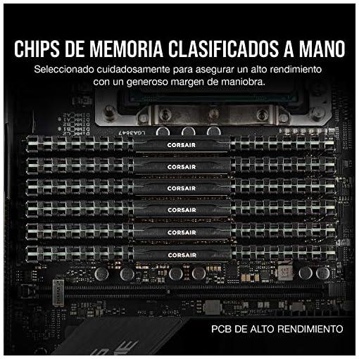 Corsair CMK8GX4M1D3000C16 Vengeance LPX 8 GB (1 x 8 GB) DDR4 3000 MHz C16 XMP 2.0 Módulo de Memoria de Alto Rendimiento… 3