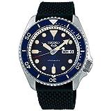 Seiko SRPD93 Seiko 5 Sports Men's Watch Black 42.5mm Stainless Steel