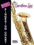 Basic Fingering Chart for Baritone Saxophone