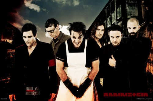 Empire 326560 Rammstein Band - Poster - 91.5 x 61 cm