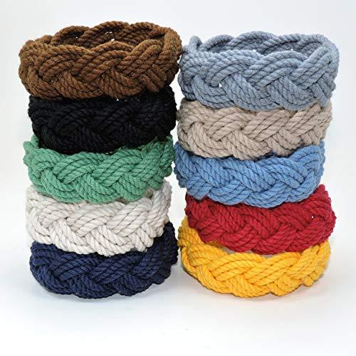 Original Mystic Sailor Knot Bracelet Nautical Colors