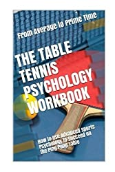 Psychology book tailor-made for Table Tennis