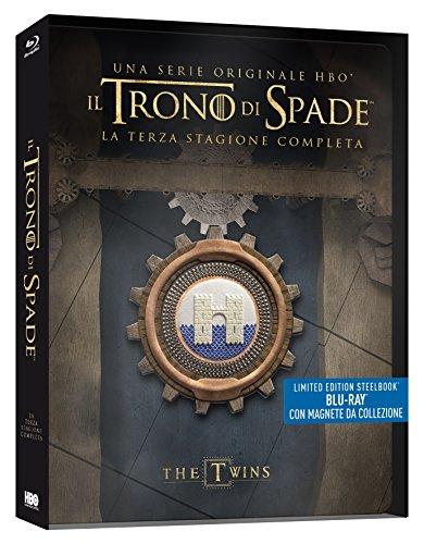 Il Trono Di Spade - Stagione 3 Steelbook (5 Blu-Ray)