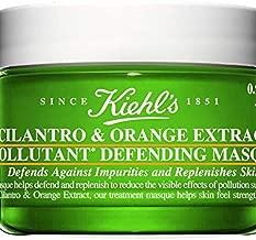 Cilantro & Orange Extract Pollutant Defending Masque 75 ml.