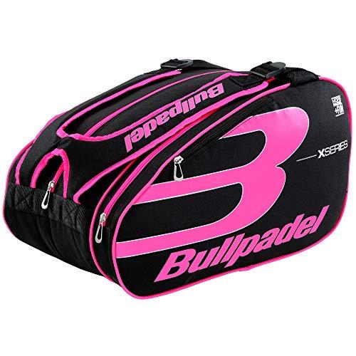 Borsa porta racchette Bullpadel 18004,colore rosa fluo