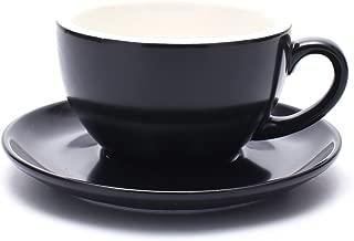 latte art cup size