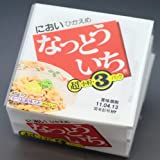 ミツカン(旭松食品) なっとういち超小粒3パック(45g×3) 《5セット・ たれ・からし付》