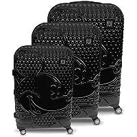 Ful Mickey Mouse Hardside Travel Luggage 3-Piece Set