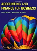 Accounting and Finance for Business Front Cover