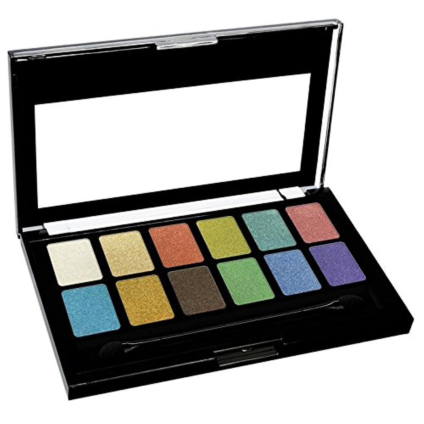 こしょう意外の間に(3 Pack) KLEANCOLOR Nude Eyeshadow Collection - Defy Nudes (並行輸入品)