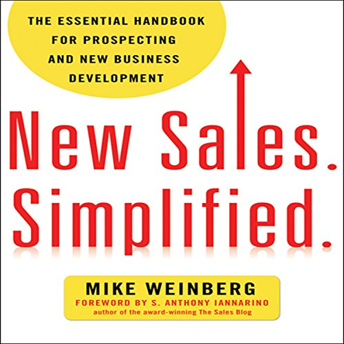 New Sales. Simplified. audiobook cover art