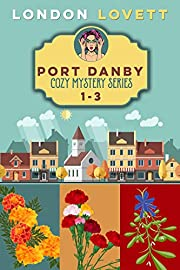 Port Danby Cozy Mystery Series: Box Set (Books 1-3)