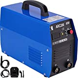 Mophorn 200A ARC Welder Dual 110V 220V ARC Welding Machine ARC 200 Anti Stick Electric Welder Machine ARC IGBT Digital Display LCD DC Inverter Welder Inverter Welding Machine Mini
