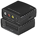 Q-Sonic Video Converter: USB-Video-Grabber VG-310 zum Video-Digitalisieren (VHS Converter)