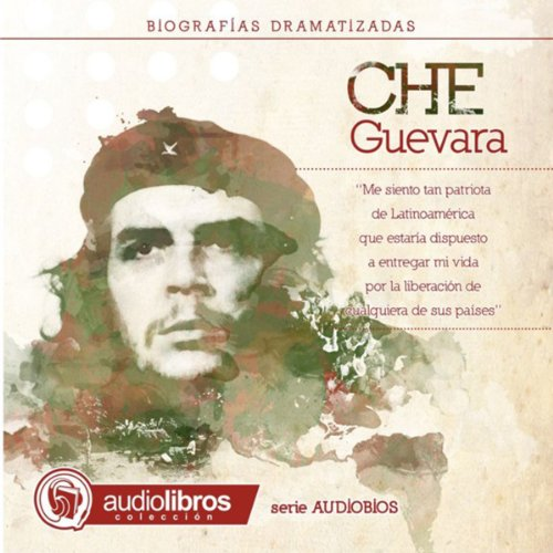 Ernesto CHE Guevara audiobook cover art