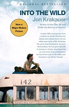 Paperback Into the Wild Book