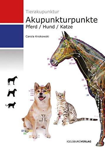 Akupunkturpunkte Pferd/Hund/Katze: Tierakupunkturpunkte