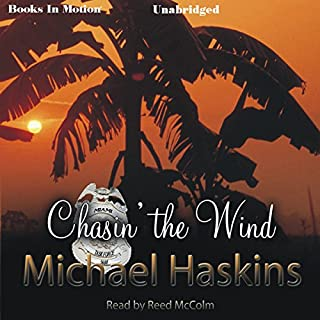 Chasin' the Wind audiobook cover art