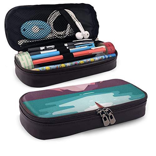 Pencil Case Big Capacity Storage Holder Desk Pen Pencil