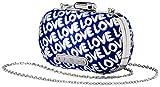 Stelle Audio Mini-Clutch Speaker (Metallic Blue Love)