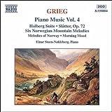[B00005F4CE: グリーグ:組曲「ホルベアの時代より」 Op. 40/スロッテル Op. 72]