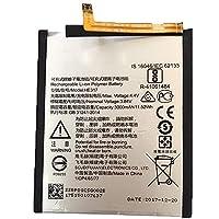 新品NOKIA携帯電話用バッテリーNOKIA nokia7 HE317交換用のスマートフォンバッテリー 電池互換3000mAh/11.52Wh 3.84V