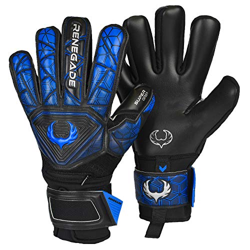Renegade GK Vortex Shadow Goalie Gloves | 3.5+3mm Hyper...