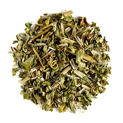 Passion Flower Organic Calming Tea - Whole Leaf Dried Passionflower - Passiflora Incarnata Herb for...
