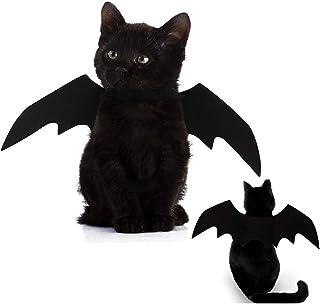 Glodenbridge Halloween Pet Dog Costume Vampire Wings Fancy