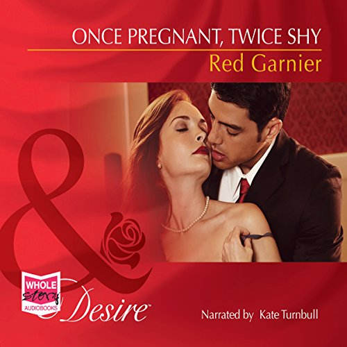 Once Pregnant, Twice Shy audiobook cover art