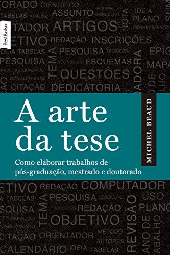 A arte da tese (edição de bolso)