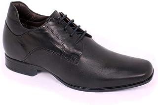 Max Denegri Zapato Formal Fashion Negro 7cms De Altura