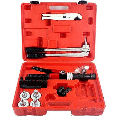 NEWTRY SD-1632AT - Herramienta hidráulica de extensión, tubo de presión, herramienta deslizante, herramienta de fontanería de calefacción