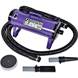 K-9 II Variable Speed Dog/Pet Grooming Dryer (Purple)