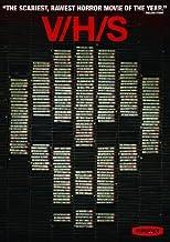 V/H/S [DVD] by Magnolia Home Entertainment by David Bruckner, Ti West, Glenn McQuaid, Joe Sw Adam Wingard