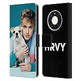 Head Case Designs sous Licence Officielle HRVY Calendrier 10 Graphiques Coque en Cuir à...
